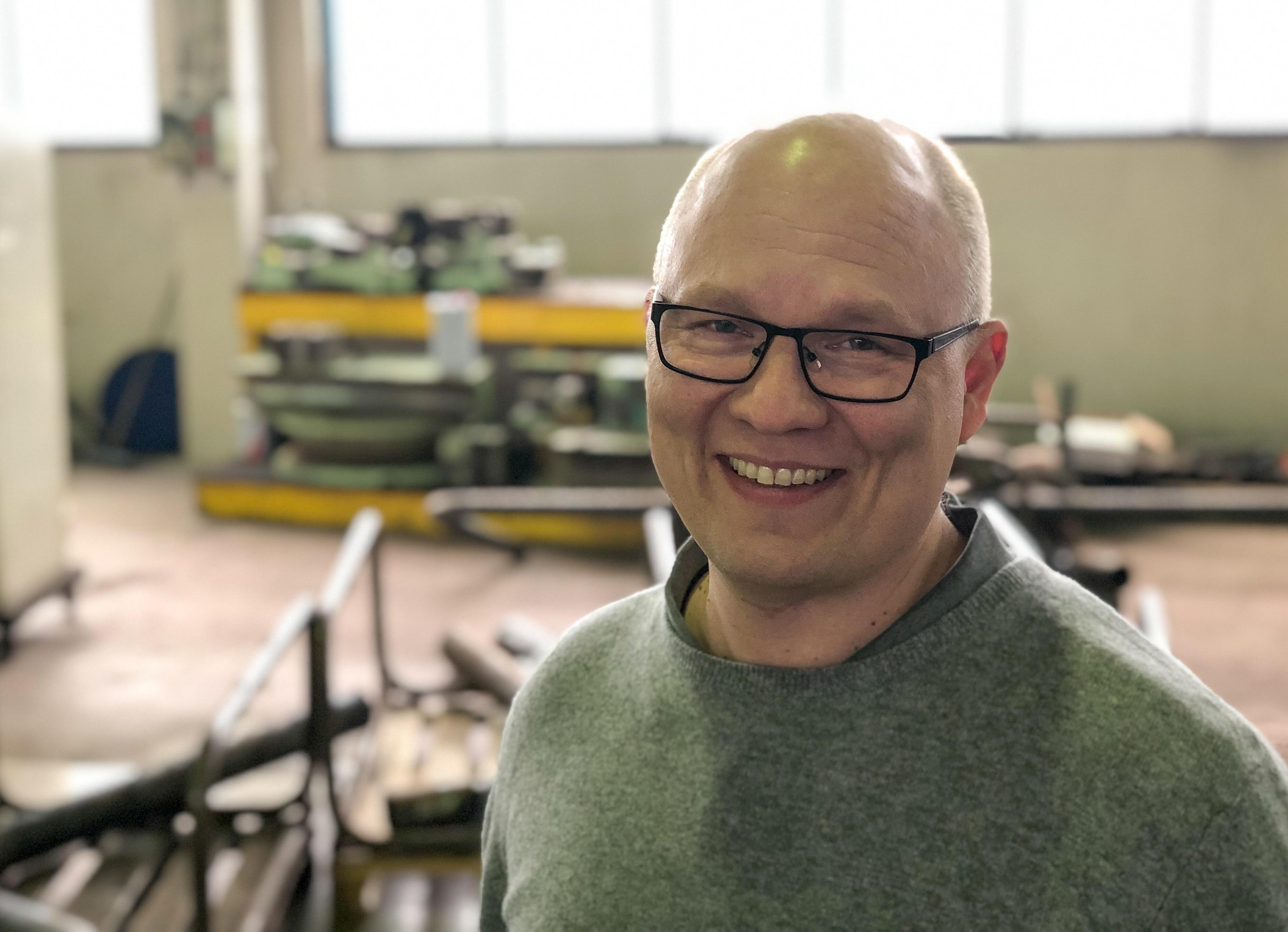 Jarno Soinila Sihy Oy:n toimitusjohtajaksi ja osakkaaksi