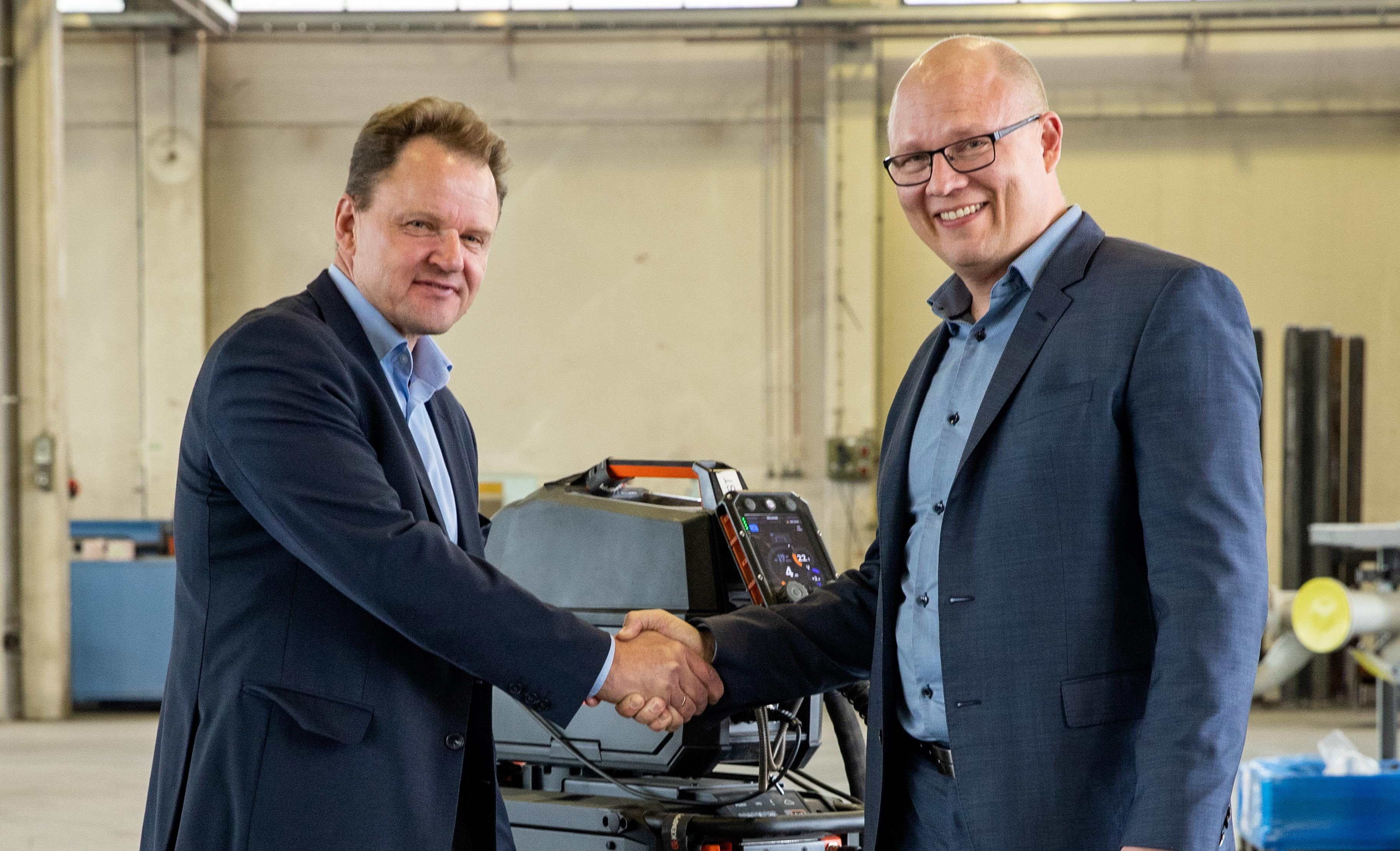 Kemppi and PipeCloud begin global software collaboration