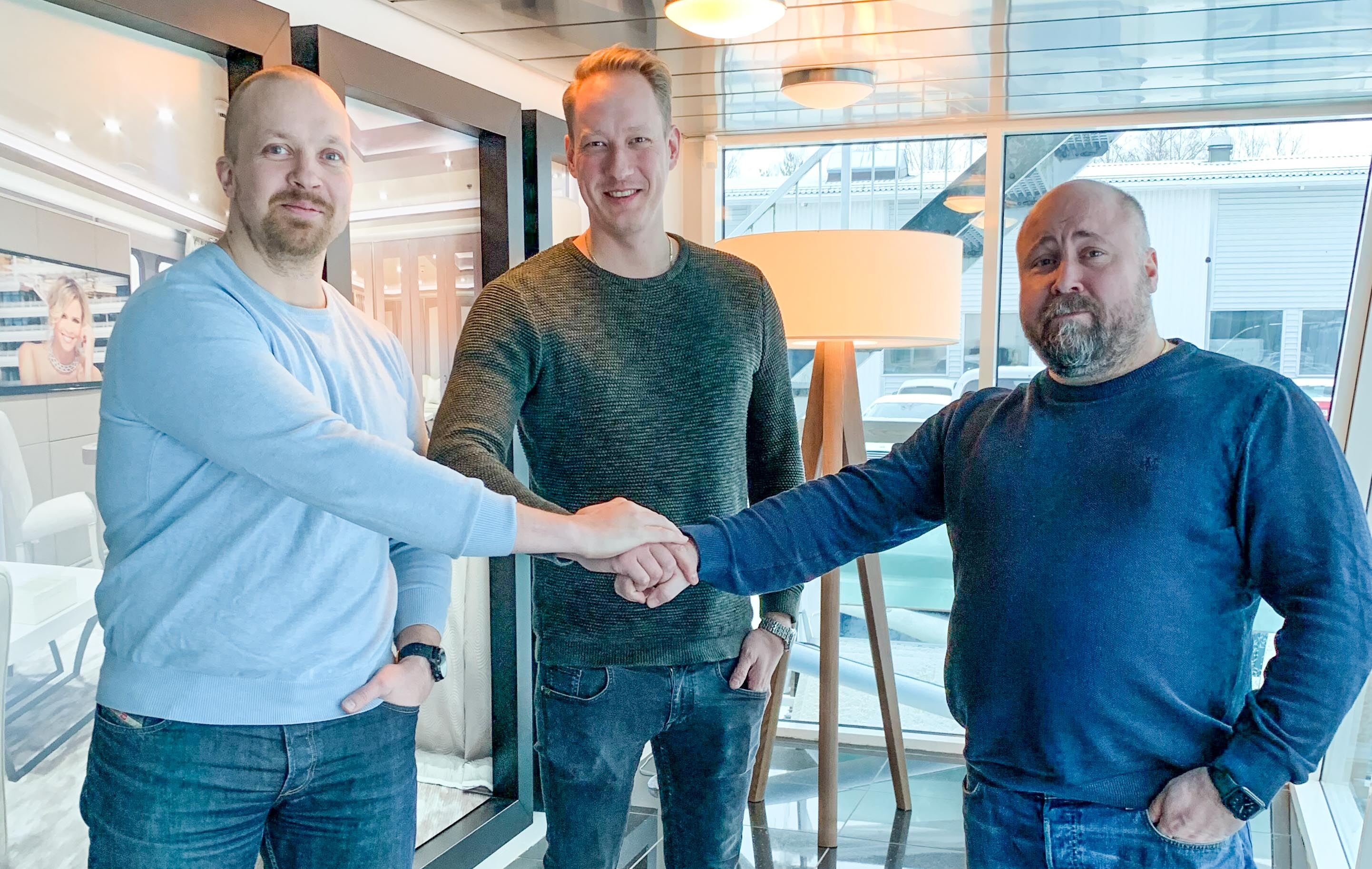 Cooperation between Sihy and Europlan intensifies: Sihy to deliver prefabricated piping to Finland and Germany